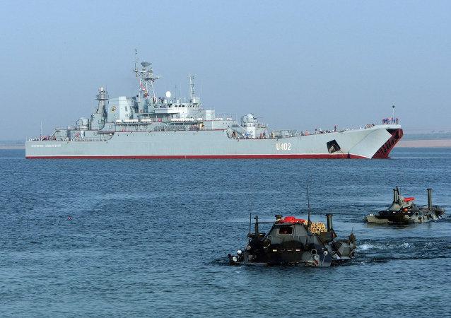 Esercitazioni navali NATO