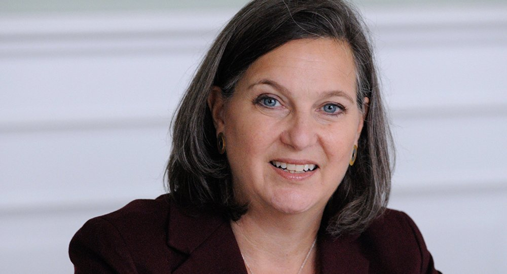 US Assistant Secretary of State for European and Eurasian Affairs Victoria Nuland confirmed Tuesday that if the Minsk agreements are fully implemented, the United States could lift a number of sanctions against Russia.