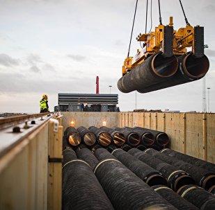 Costruzione Nord Stream-2