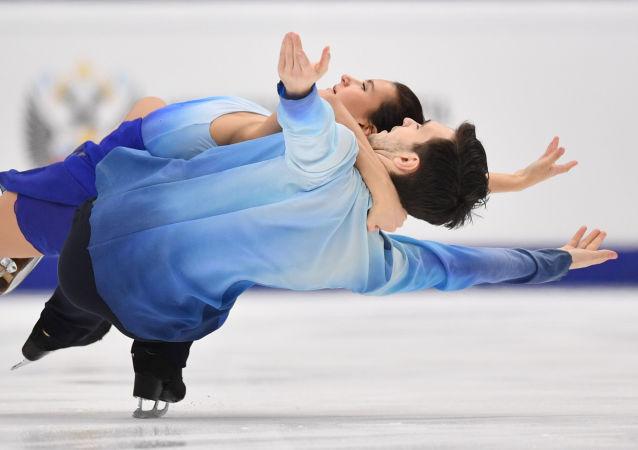 Sofia Evdokimova ed Igor Bazin