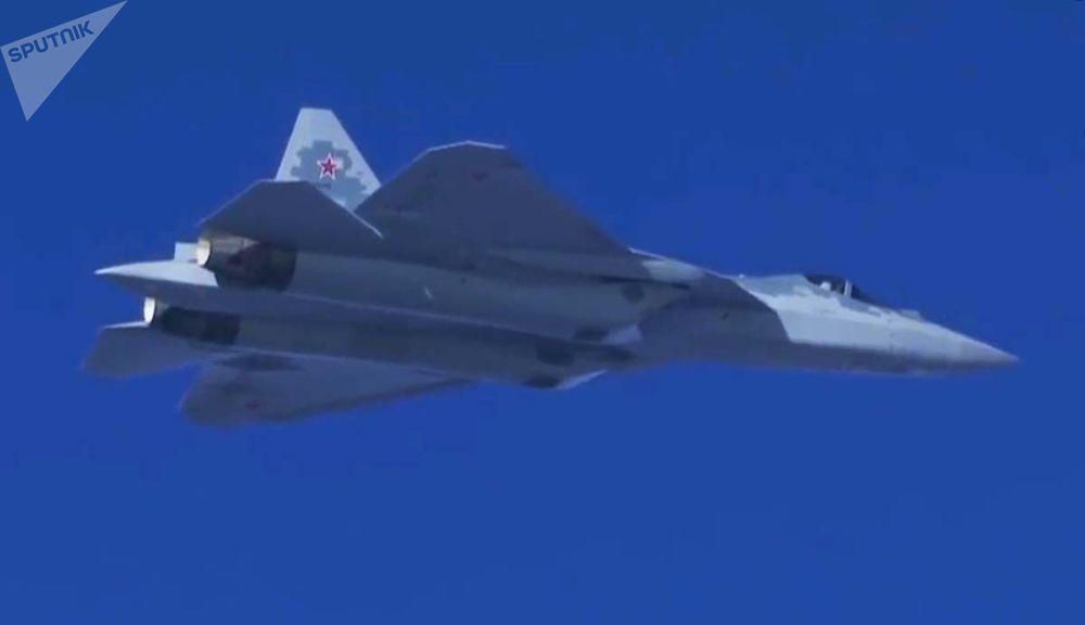 Altro che simulatore! In Siria volano i nuovi SU-57 russi