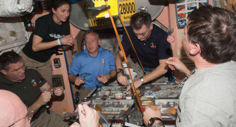 Astronauti a bordo della ISS