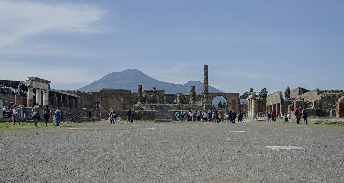 Macerie di Pompei