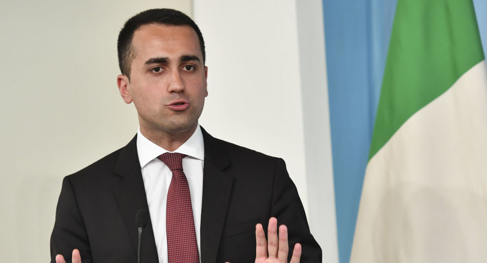 Braccio di ferro Italia-Europa, Di Maio avverte: