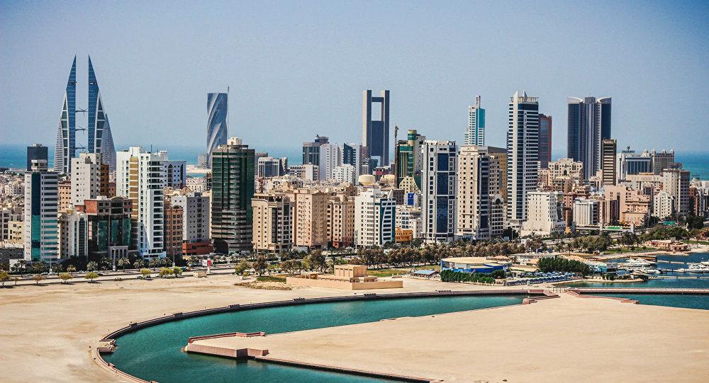 Manama, capitale del Bahrain