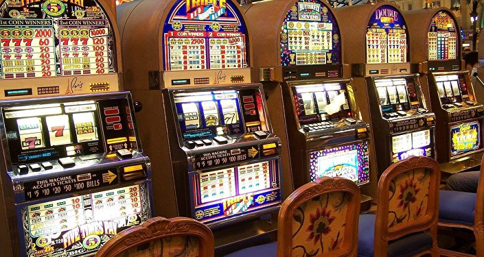 Slot machines (macchine mangiasoldi)