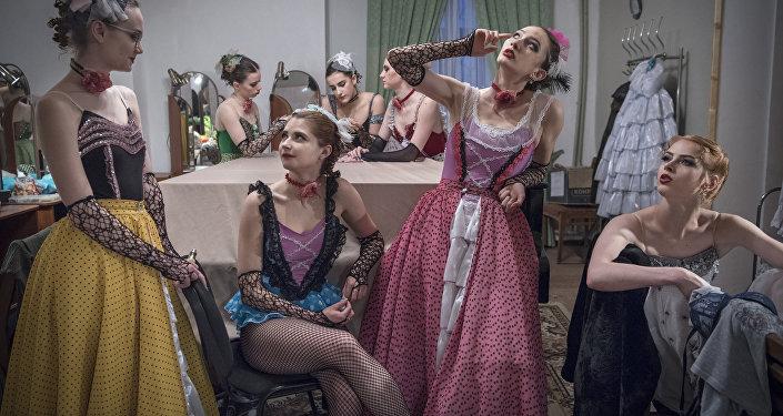Donbass stories Alina - Giorgio Bianchi