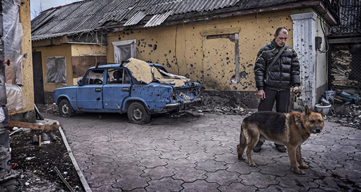 Donbass stories Spartak - Giorgio Bianchi