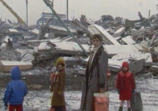 Il terremoto di Spitak