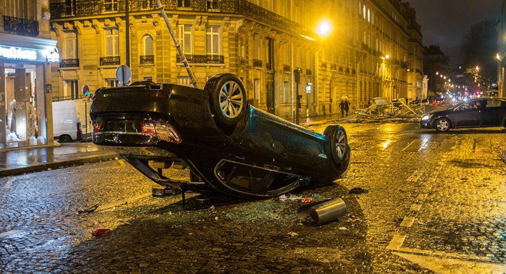 Protesta gilet gialli: disordini a Bordeaux, Tolouse e Nantes