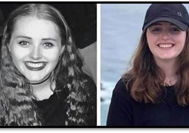 Grace Millan, la figlia di un milionario britannico scomparsa