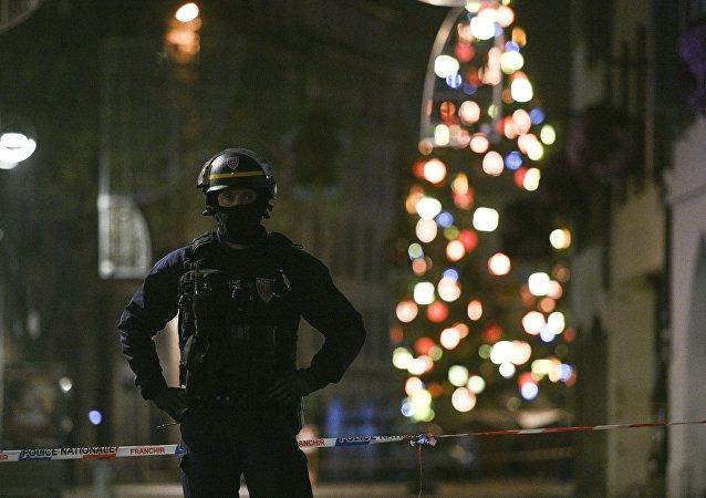 La situazione a Strasburgo dopo gli spari