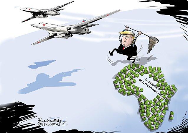 Trump sceglie come spendere i soldi