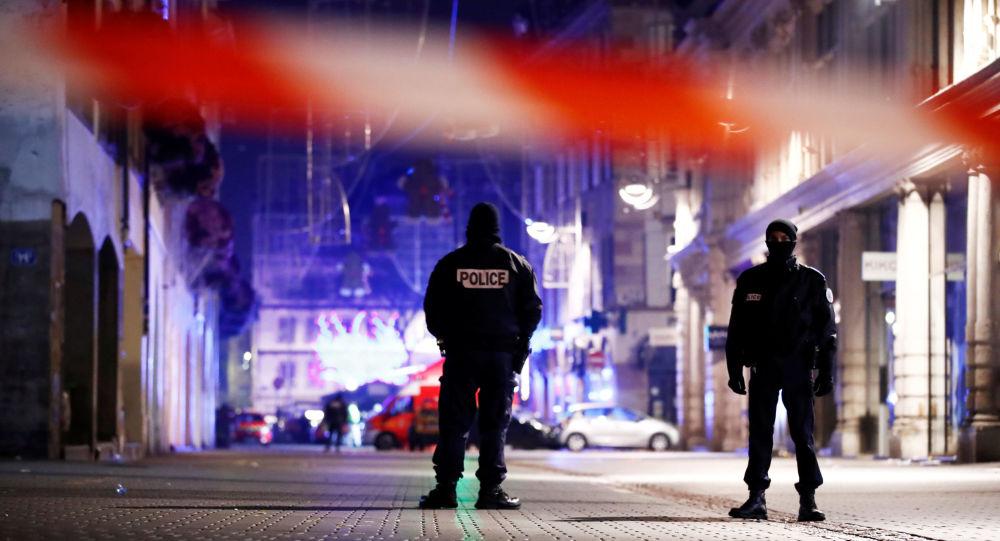 Attentato a Strasburgo