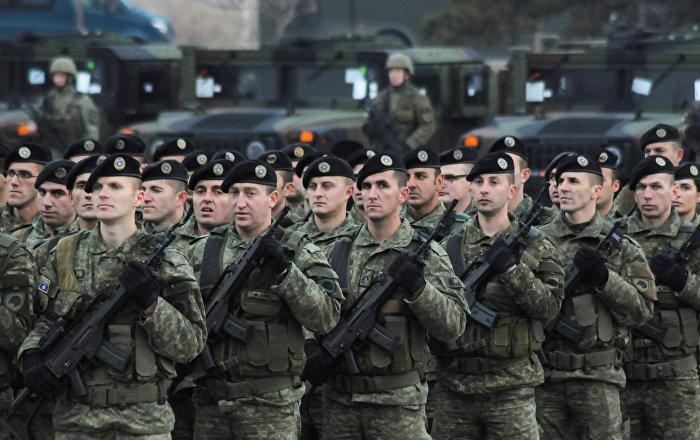 Parlamento del kosovo approva formazione dell 39 esercito for Ricerca sul parlamento