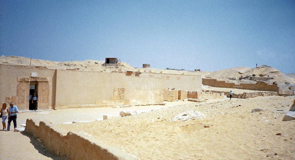 Egitto, scoperta tomba di 4.400 anni fa