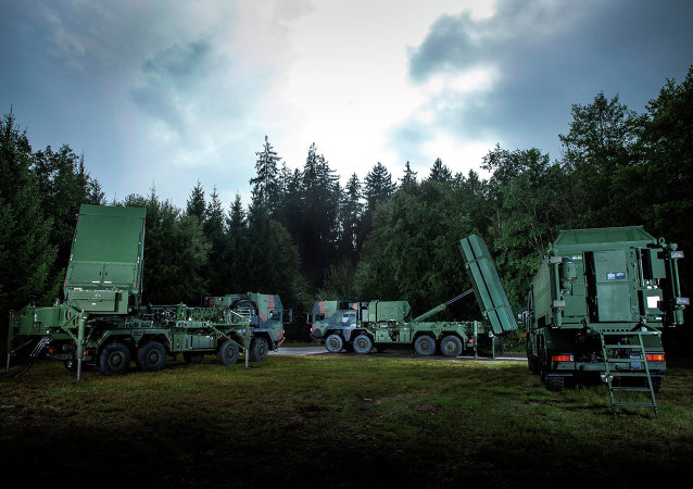 The Medium Extended Air Defense System (MEADS)