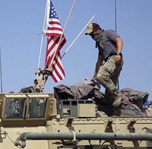 Soldati Usa in Siria (foto d'archivio)