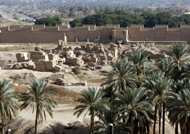 Rovine di Babilonia