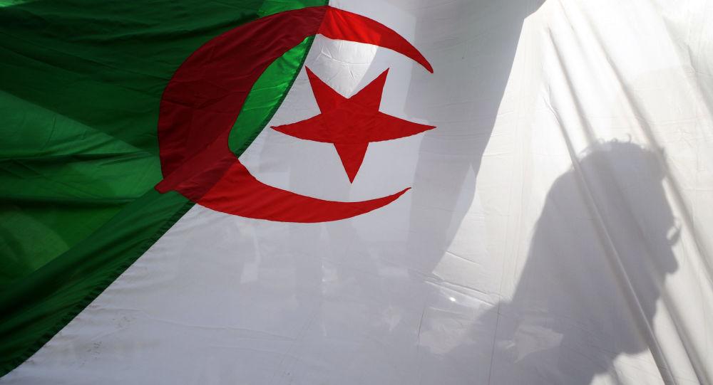 Algeria, bandiera