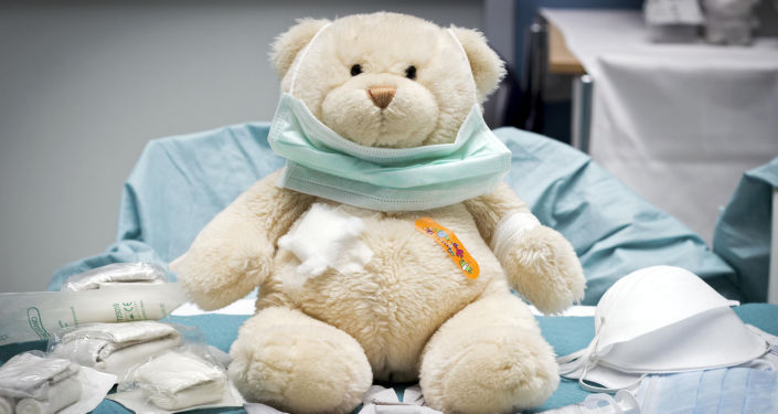 Ospedale pediatrico (foto d'archivio)