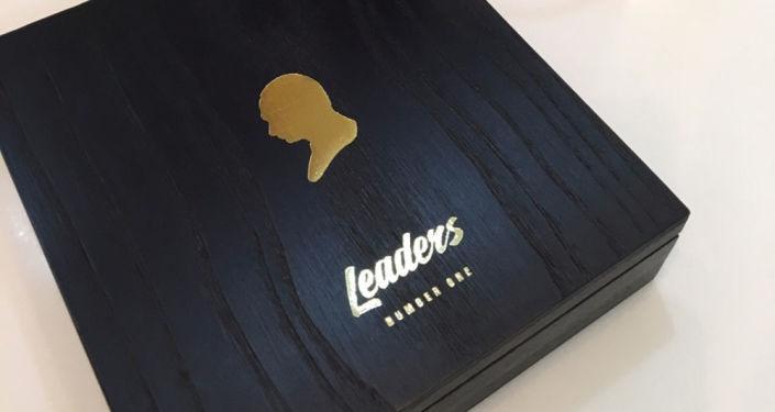 Il profumo LEADERS NUMBER ONE VLADIMIR PUTIN