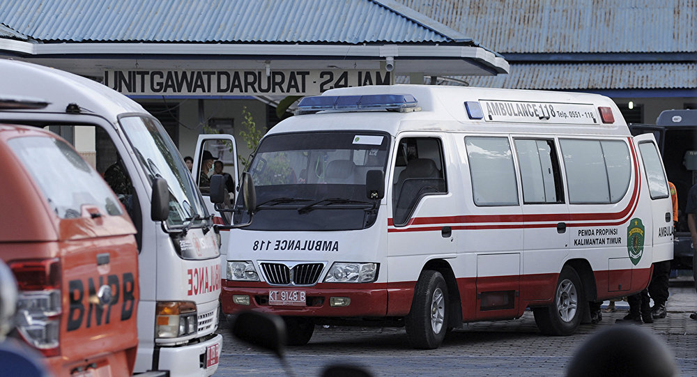 Ambulanza in Indonesia