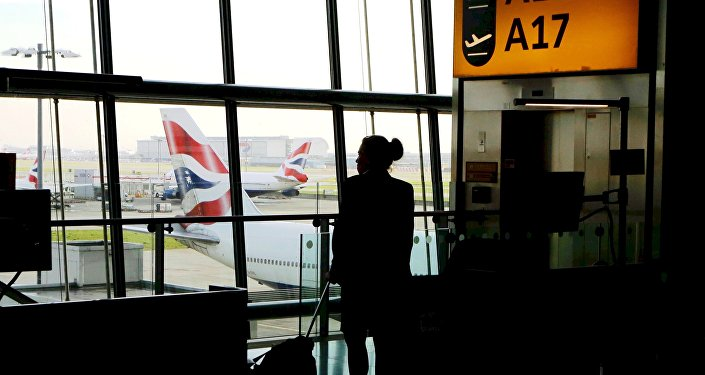 Aeroporto Heathrow di Londra (foto d'archivio)