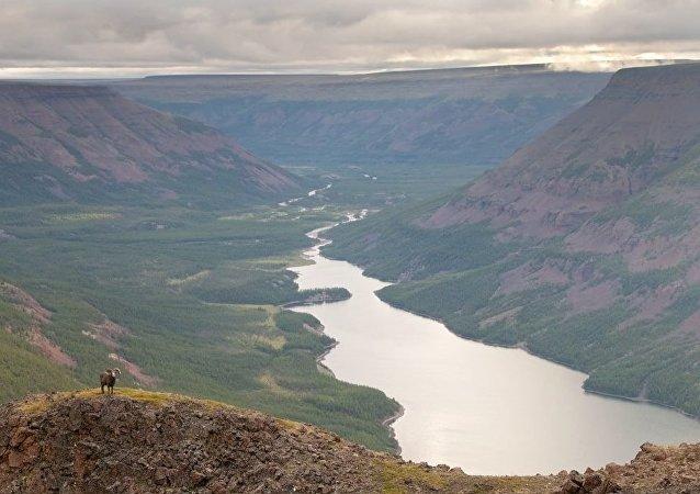 Una delle foto della mostra Il Paese più bello del mondo