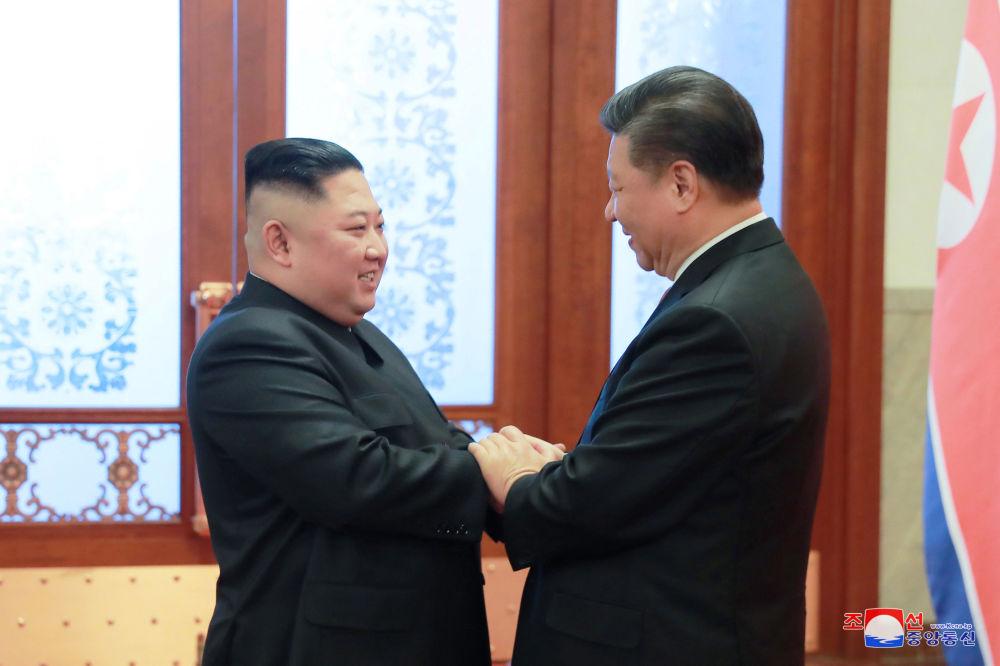 La visita segreta di Kim in Cina