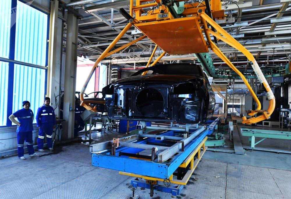 Miracolo siriano, riprende la produzione di auto nello stabilimento SIAMCO di Damasco