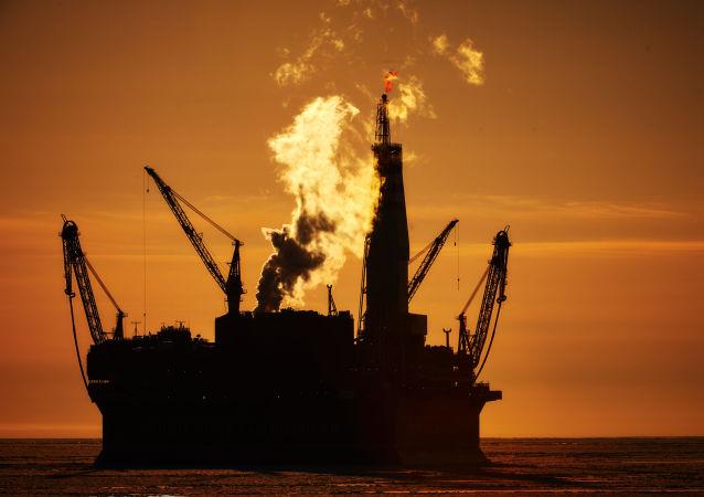 Estrazione del petrolio