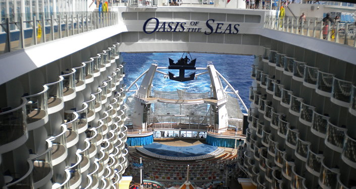 Oasis of the Seas (STX Finland)