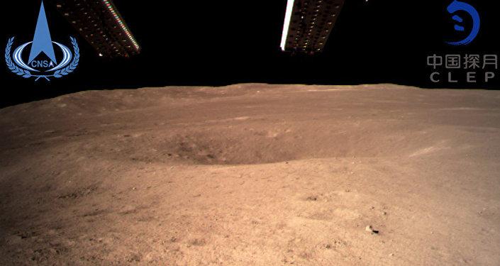 Sonda cinese Chang'e 4 sulla Luna