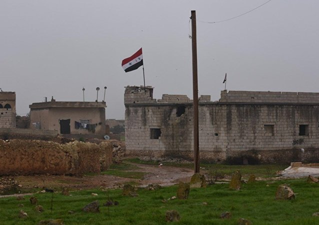 Syrian Armed Forces Deployed Along Manbij Border, Aleppo Province, 30 December, 2018