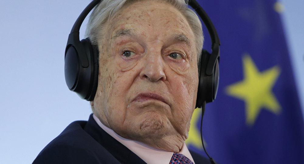 Usa 2020, Soros a Davos: