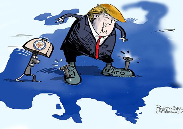 Congresso proibisce a Trump di ritirarsi dalla NATO