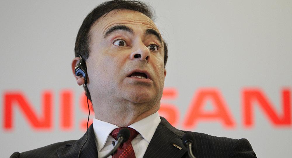 Carlos Ghosn, ex amministratore delegato dei gruppi automobilistici Renault e Nissan