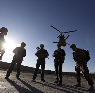Militari in Afghanistan