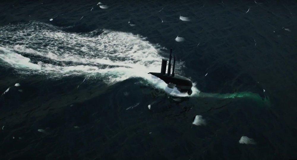 Saab A26 - World's most modern Submarine