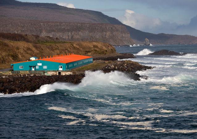 Curili, l'isola Iturup