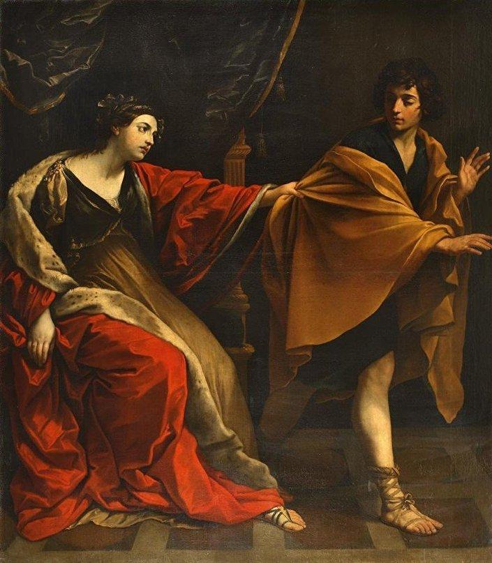Guido Reni, Giuseppe e la moglie di Putifarre