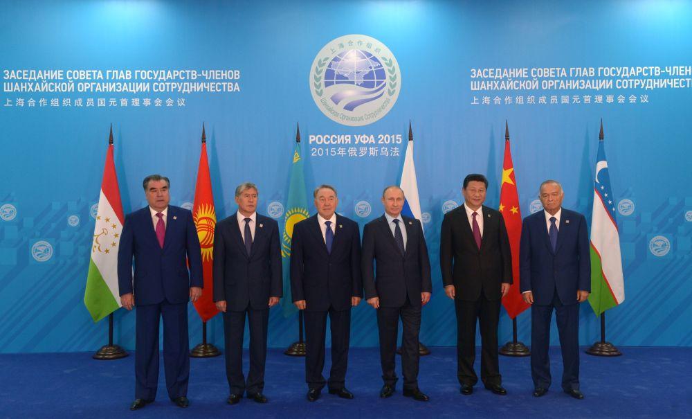 Il forum SCO ad Ufa