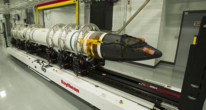 Impianto della società americana Raytheon (foto d'archivio)