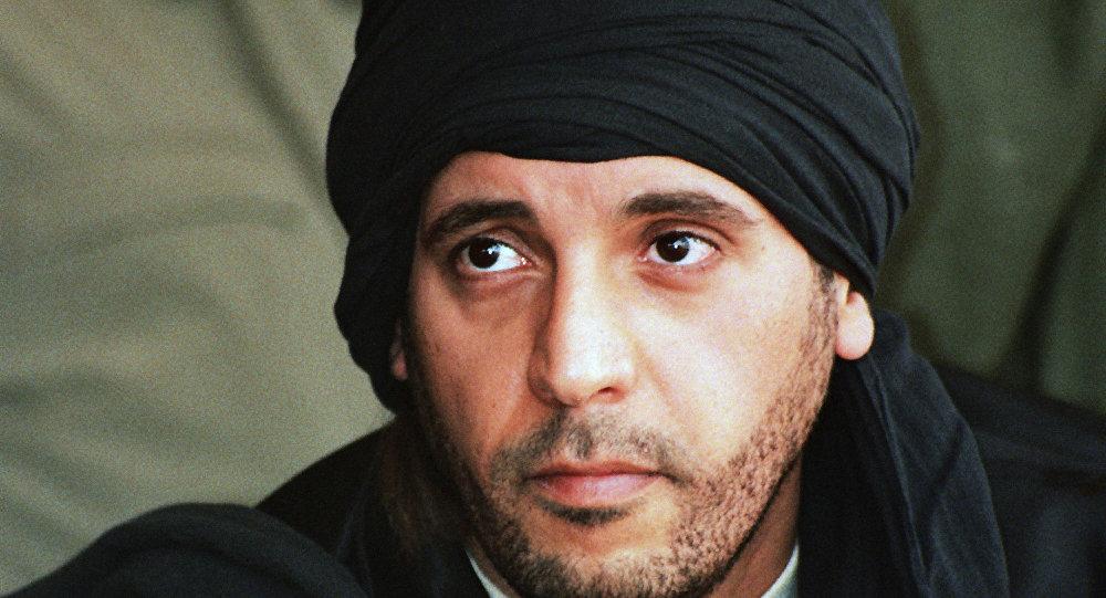 Hannibal Gheddafi (foto d'archivio)