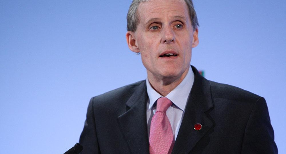 Christian Masset, l'ambasciatore di Francia in Italia