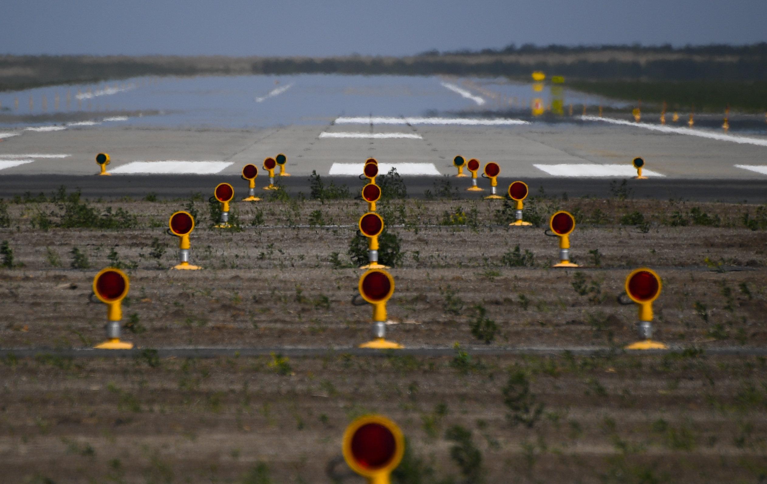 OCEM con i suoi sistemi di illuminazione è presente in tutti gli aeroporti italiani ed in 1150 aeroporti nel mondo