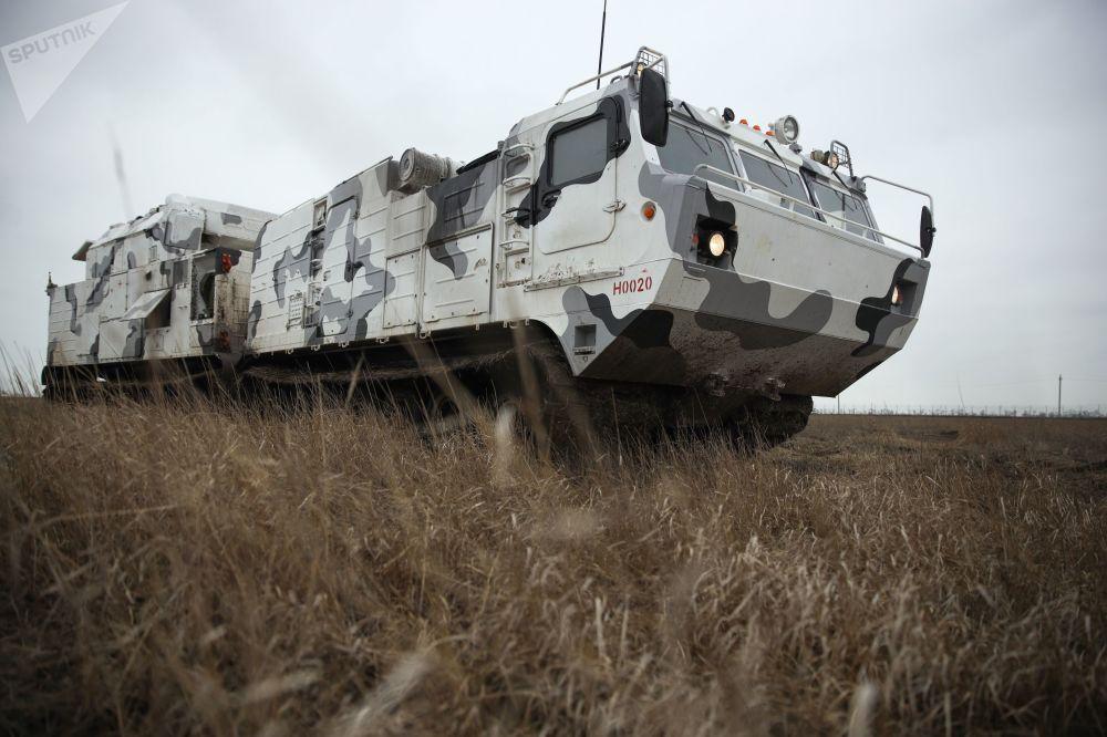 I missili Tor, le sentinelle dell'Artico