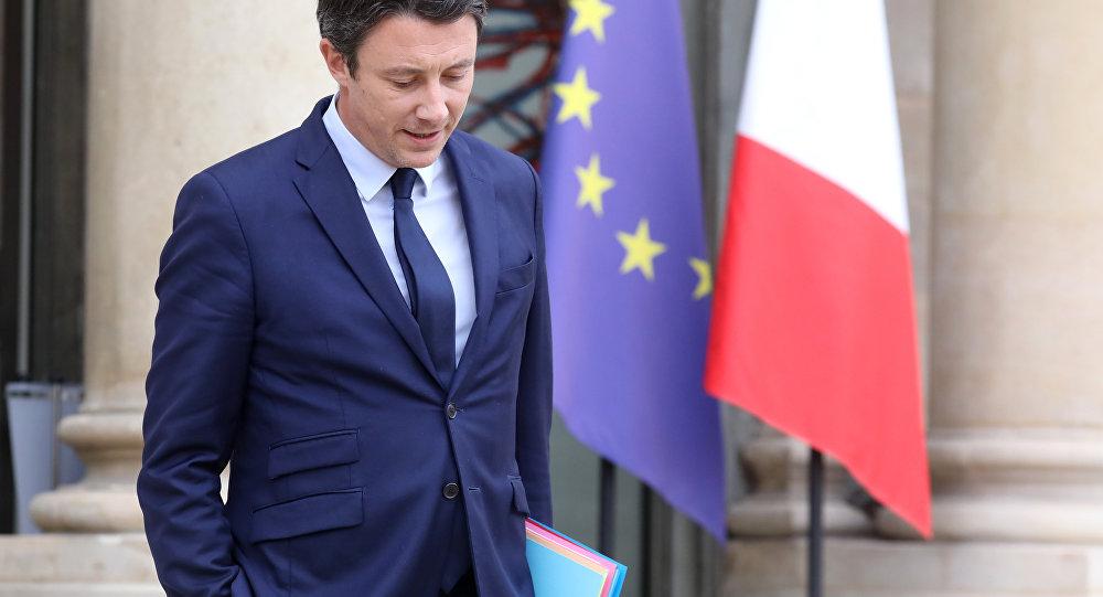 Benjamin Griveaux