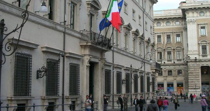 Il Palazzo Chigi